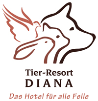 Tier-Resort DIANA in Wickede Logo